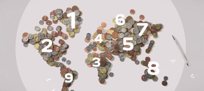 Les 5 villes les plus chères sont ….