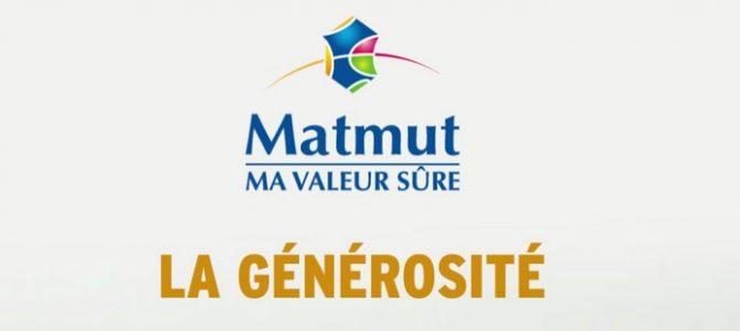 Toutes les offres proposées par la Matmut