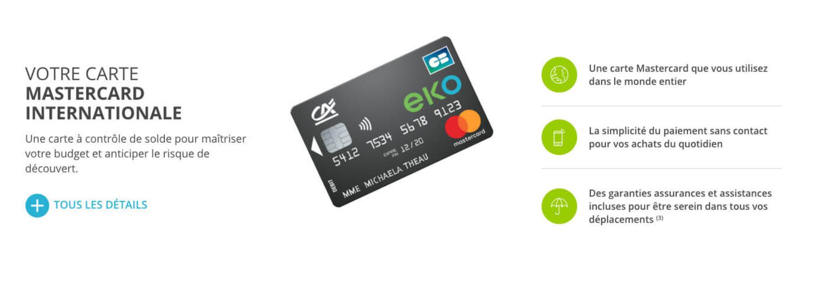 Que vaut la nouvelle banque en ligne Eko ?